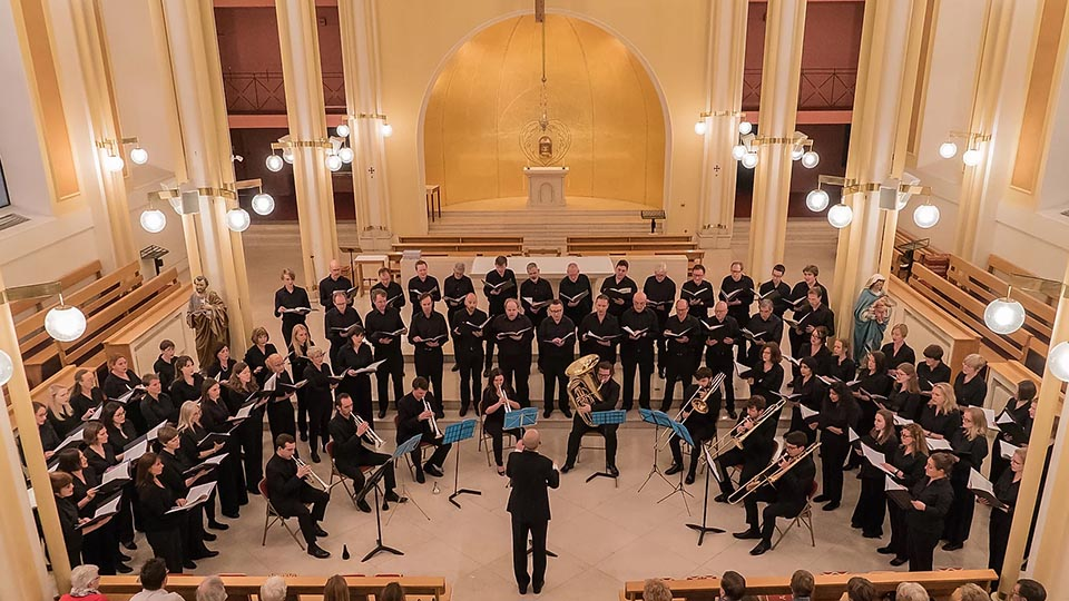 London Oriana Choir