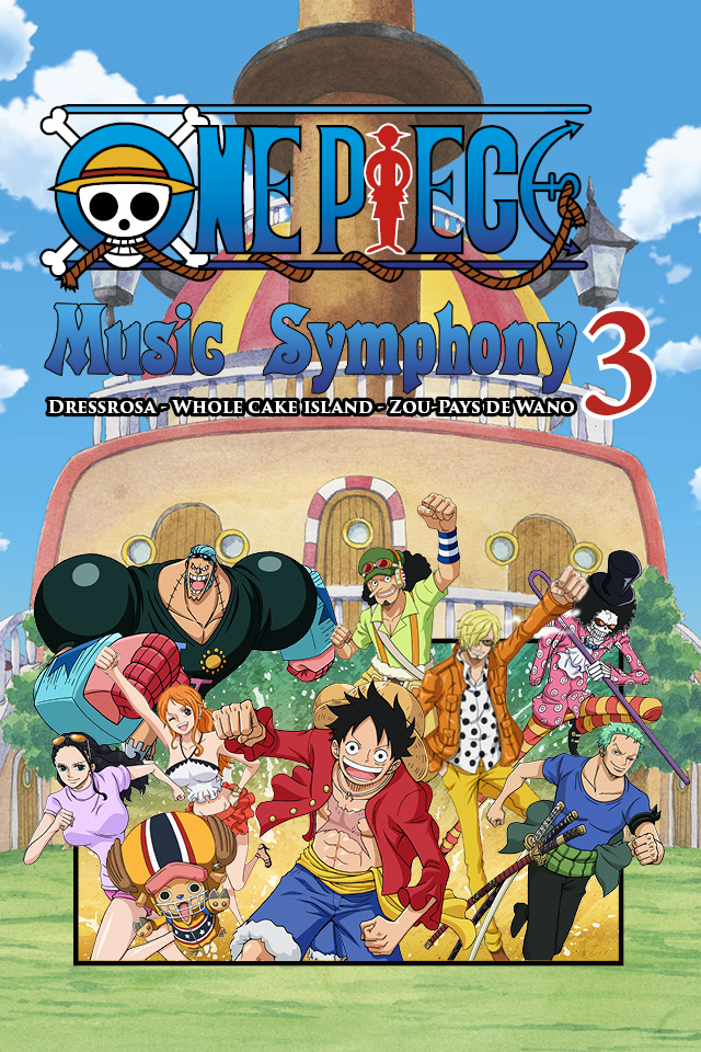ONE PIECE Music Symphony 3