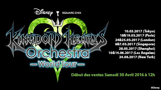 KINGDOM HEARTS Orchestra - World Tour -