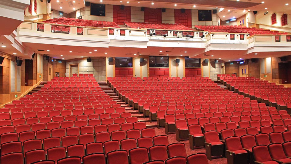 Hong Kong   Jockey Club Auditorium
