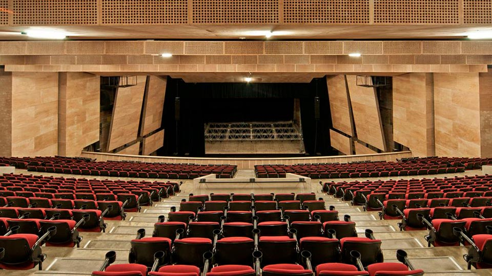 Auditorium Blackberry