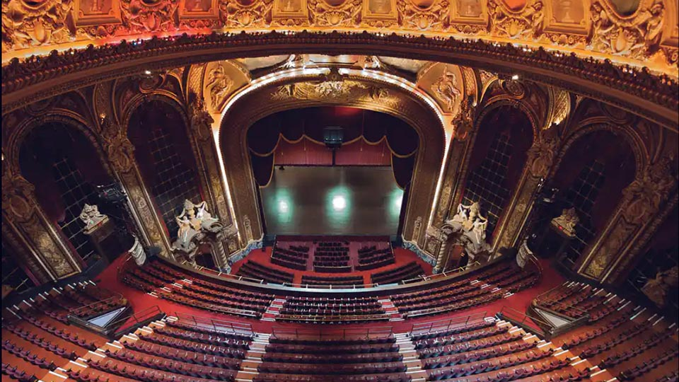 Wang Theatre (Boston)