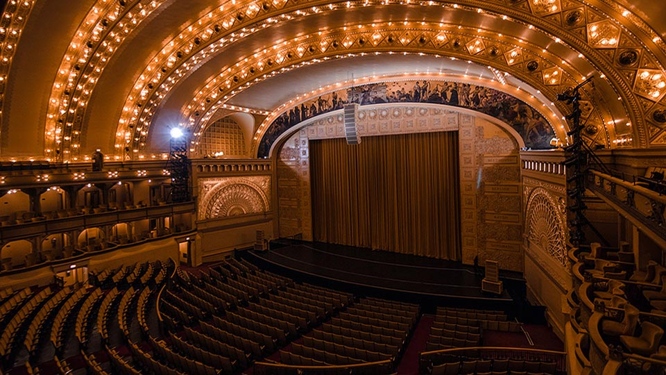Auditorium Theatre of Roosevelt University (Chicago)