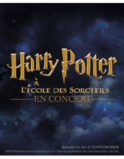Carré OR - 28 Dec.2016 - Film Concert Harry Potter and the sorcerer stone - 8pm - Concert Ticket