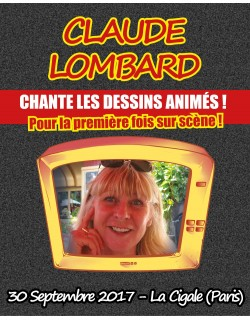 VIP - Claude Lombard sings French Anime Openings