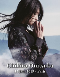 Carré Or - Chihiro Onitsuka - 12 Jan. 2019 - Le Trianon (Paris) - Concert Ticket