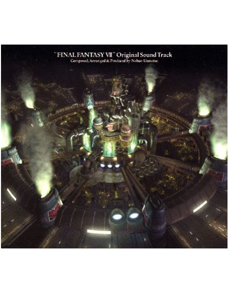 FINAL FANTASY: FF VII OST (Japanese Edition)