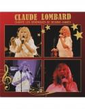CD+Vynil 33T Combo Claude Lombard chante les animés - Précommande Dédicacée par l'artiste