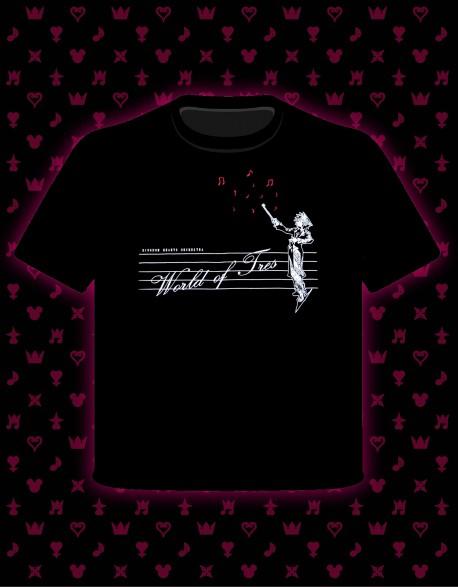 T-Shirt (M Size - US Size) -World of Tres- (2019)
