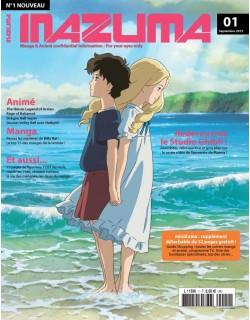 INAZUMA n°01 (Magazine)