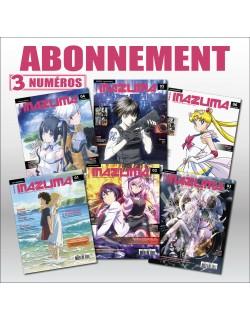 INAZUMA - Abonnement 3 numéros (08-10)
