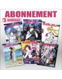 INAZUMA - Abonnement 3 numéros (07-09)
