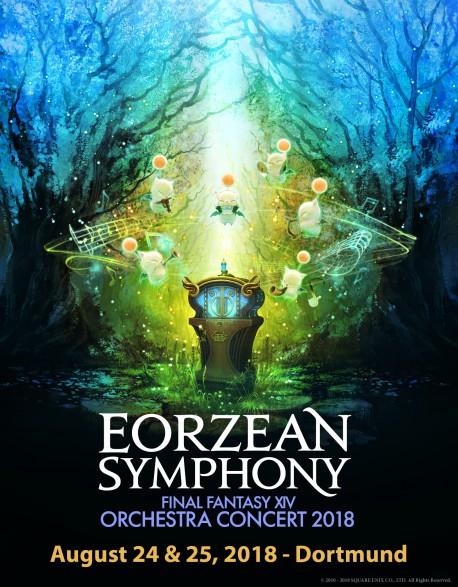 VIP - August 24, 2018 - Dormund (Konzerthaus) - FINAL FANTASY XIV Orchestra Concert 2018 -Eorzean Symphony-