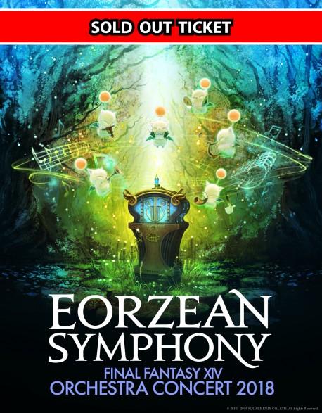 Cat.3 - August 24, 2018 - Dormund (Konzerthaus) - FINAL FANTASY XIV Orchestra Concert 2018 -Eorzean Symphony-