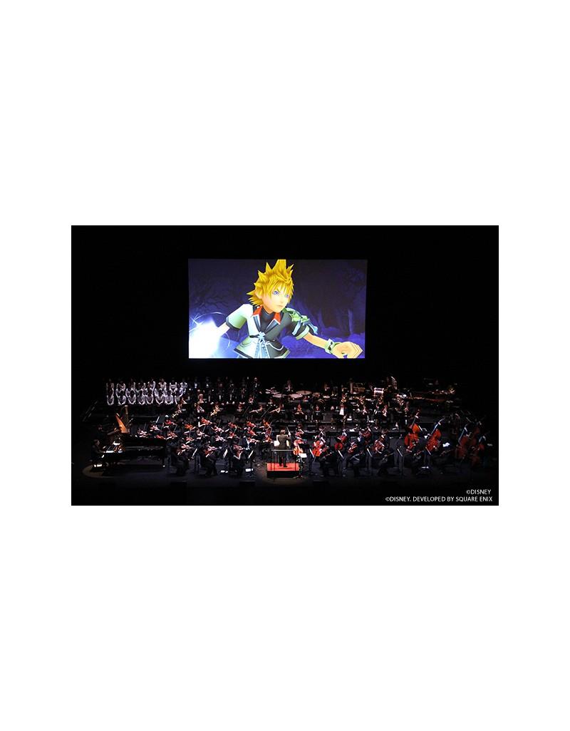 Kingdom Hearts World Tour Vip