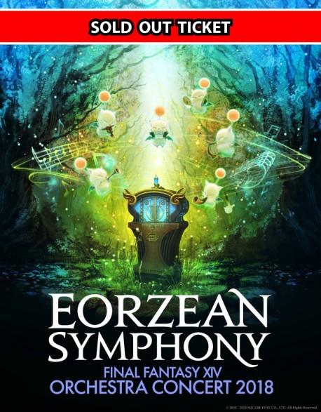 Cat.2 - August 24, 2018 - Dormund (Konzerthaus) - FINAL FANTASY XIV Orchestra Concert 2018 -Eorzean Symphony-